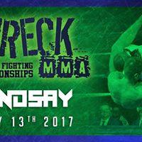 WRECK MMA LINDSAY