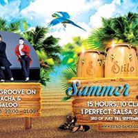 Estilo Summer Jam - Get your Groove On