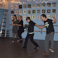 Swing Dance Practice Session