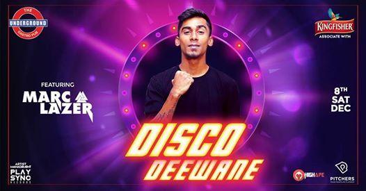 Disco Deewane ft. Marc Lazer