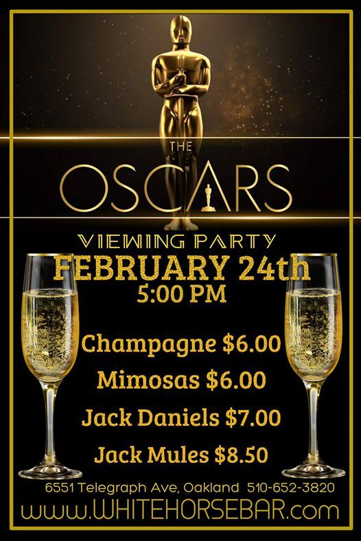 Academy Awards Viewing Party
