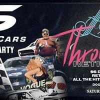 Fannys Throwbacks - Supercars After Party
