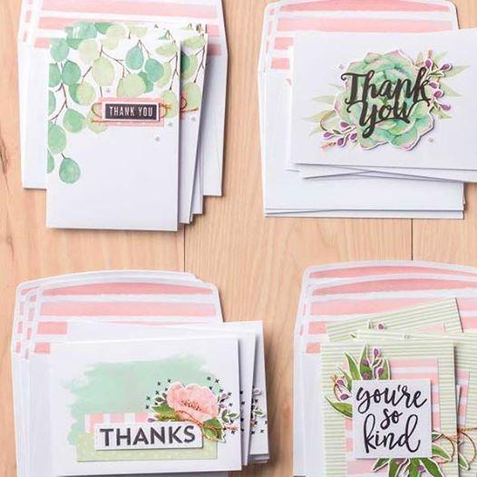 Create Handmade And Heartfelt Thank You Cards At Barbara Bush Branch