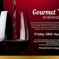Gourmet Wine Evening