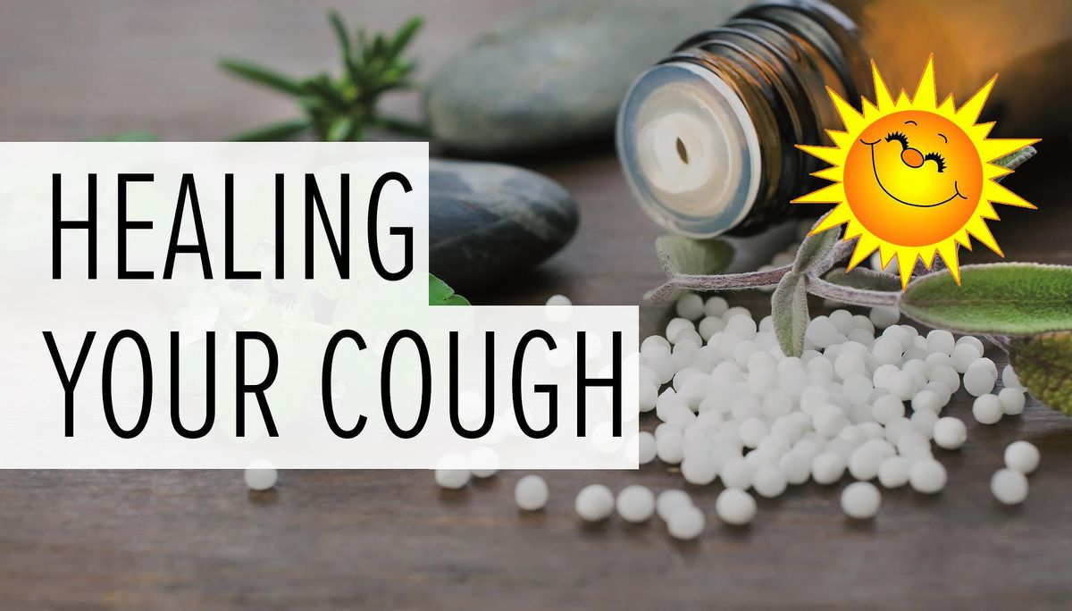 Healing Your Cough with Homeopathy