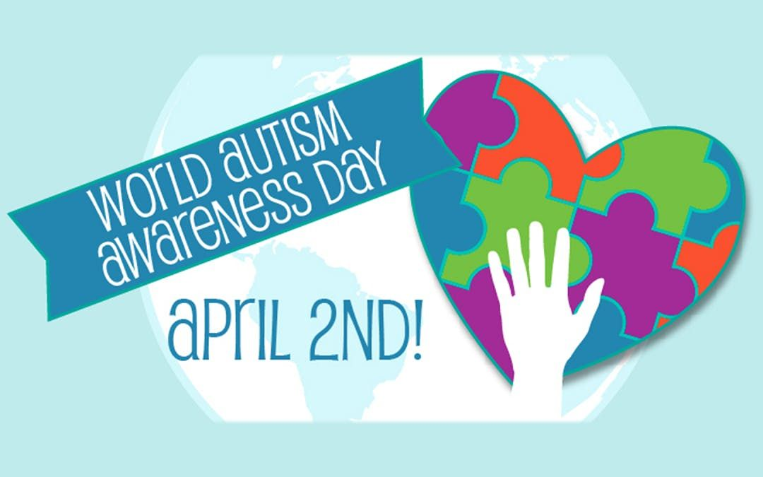 World Autism Day - Autism on Campus A Personal Perspective (Part One) - Tuesday 2nd April 2019
