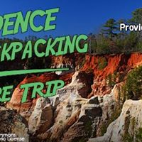 Providence Canyon Backpacking Adventure Trip