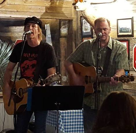 Lannie and Doc at Candlelite Inn