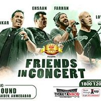 Friends In Concert