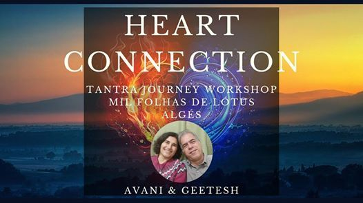 Heart Connection - Tantra Journey Workshop - Algs