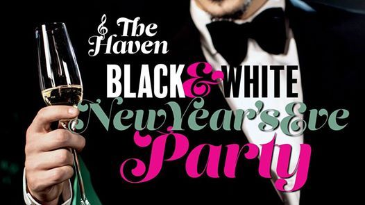 New Years Eve Black & White Party