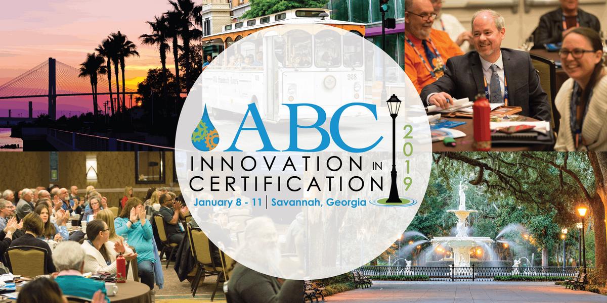 Innovation In Certification 2019 At The Desoto Savannah Savannah
