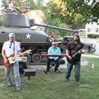 Country Rock Night Bullpen Winfield with Hoosier Ditty