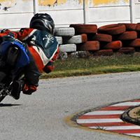 Honda NSF 100cc Training Session for 07 - 14 year old riders