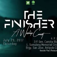 The Finisher A Worship Concert