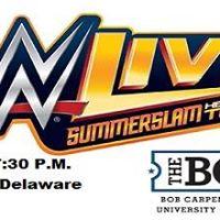 July 24 WWE Summerslam Heatwave Tour in Newark Delaware
