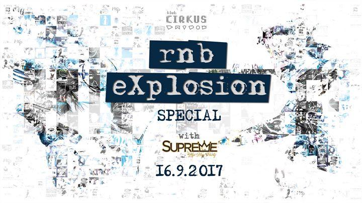 RnB EXPLOSION  Supreme with Andrea Martini (it)