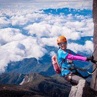 Mt Kinabalu via Ferrata Low Peak Circuit 2018