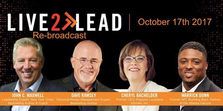 Live2Lead Winnipeg - Rebroadcast