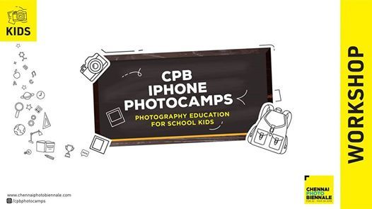 CPB - iPhone Photocamp for Kids 1