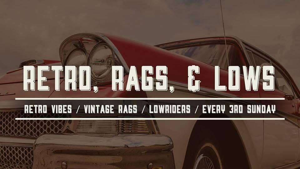 Retro Rags & Lows x Thrifter Market at Wynwood Marketplace