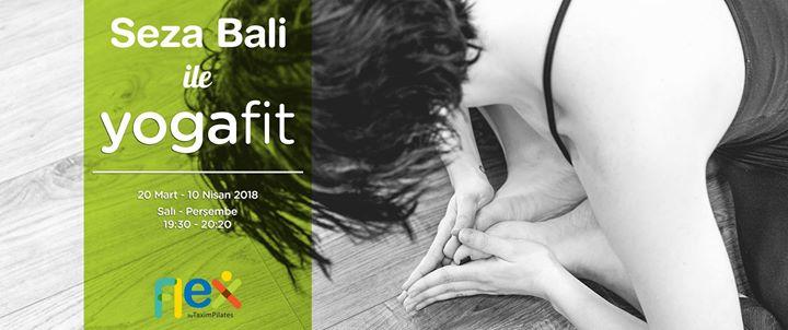 Yogafit Yoga Ve Pilates Bir Arada