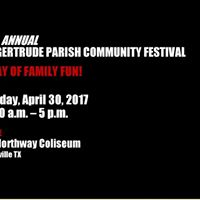 St. Gertrude Community Festival