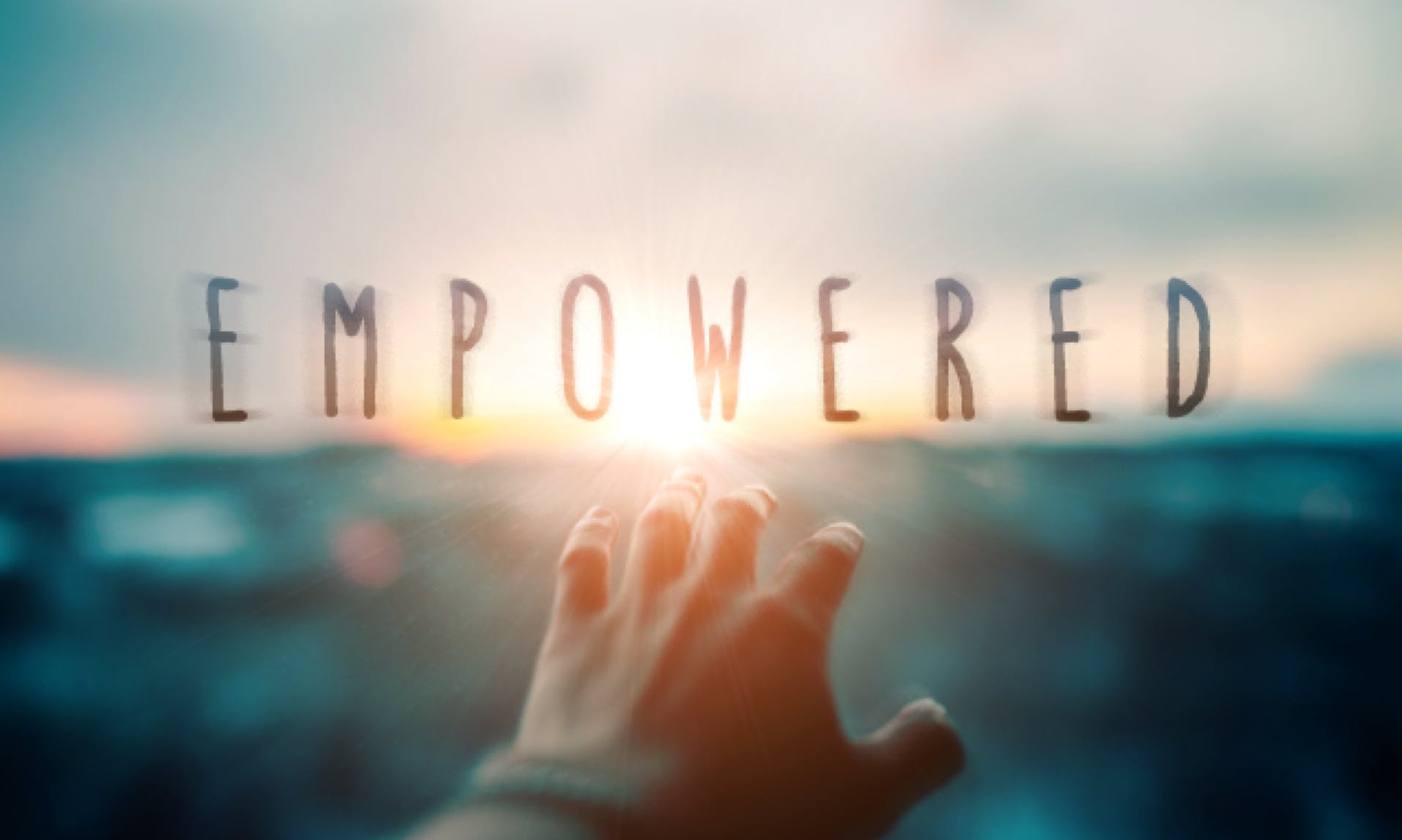 One Word that Empowers You...