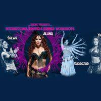 International Brussels Summer Bellydance and Fusion Workshops