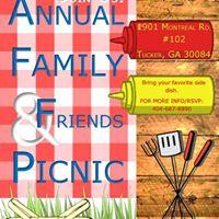 Family &amp Friends Picnic