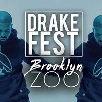 Drake Appreciation Night at FourFour - Brooklyn Zoo wDJ Wax