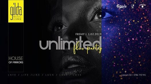 Unlimited. Fluo Party.