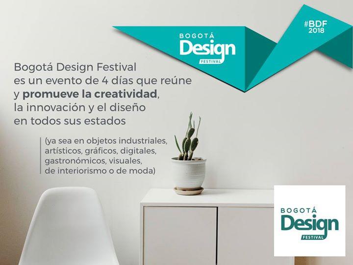 Bogota Design Festival BDF 2018