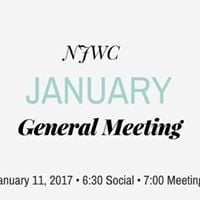 NJWC January General Meeting