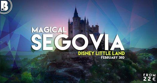 Magical Segovia  Little Disney Land
