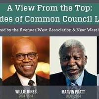A View From the Top Five Decades of Common Council Leadership