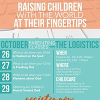 Raising Children with the World at Their Fingertips