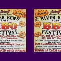 River Bend BBQ Festival