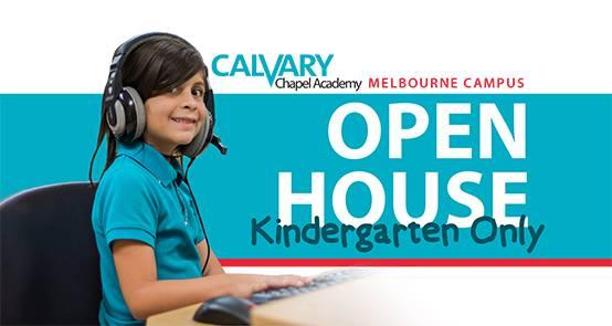 calvary chapel academy melbourne