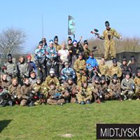 5 timers Paintball - KUN 50 kr. - Biggame januar