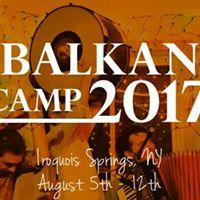 Balkan Camp 2017 Iroquois Springs NY