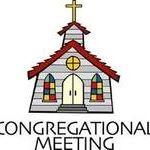 Pot Luck &amp Congregational Meeting