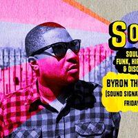 Soul City Byron The Aquarius