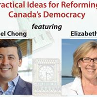 Reforming Canadas Democracy - co-authors discuss the book