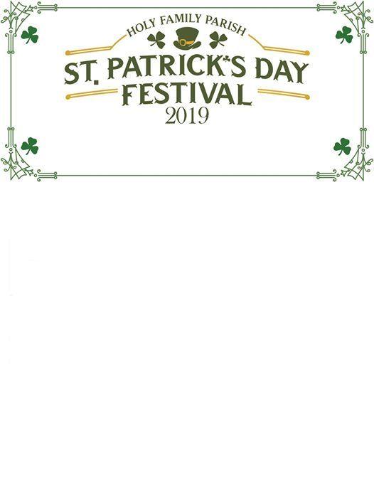 Holy Family Parish St. Patricks Day Festival