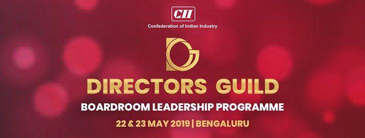 CII Directors Guild Boardroom Leadership Programme