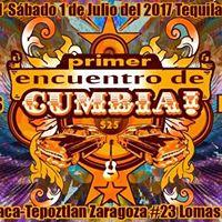 1er Encuentro de Cumbia de Cuernavaca en Tequila Monkeys Bar