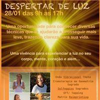 Workshop Despertar de Luz em Salvador