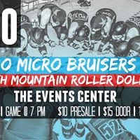 FCRD Micro Bruisers vs. 10th Mountain Roller Dolls