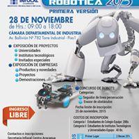 FERIA DE ROBOTICA - NOVIEMBRE